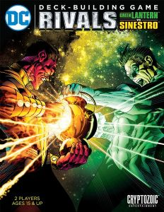 DC Comics Deck Building Game: Rivals - Green Lantern vs. Sinestro
